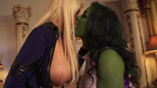 Screenshot #12 from She-Hulk XXX: An Axel Braun Parody